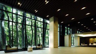 「ラ・トゥール札幌伊藤ガーデン」の1階ロビー