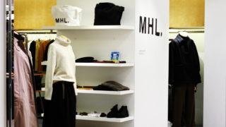 MHL.(エムエイチエル)の上質ニットで札幌の冬を暖かく過ごそう