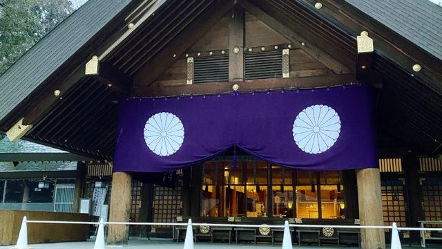 北海道神宮初詣の注意点!開門時間や参拝順路を現地で確認してきた