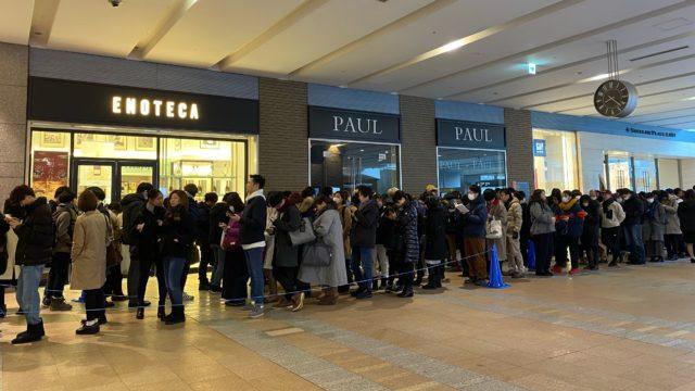 札幌ステラプレイスと札幌大丸の初売り/冬のバーゲンに参加してきた