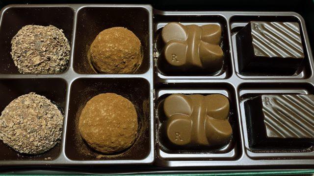 ロイズの生チョコ食べ比べ!「名酒セレクション」は大人男子にお勧め