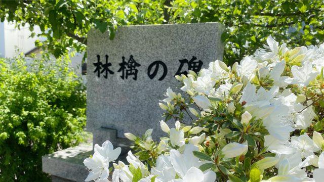 石川啄木が恋した橘智恵子の「林檎の碑」は札幌郊外にある