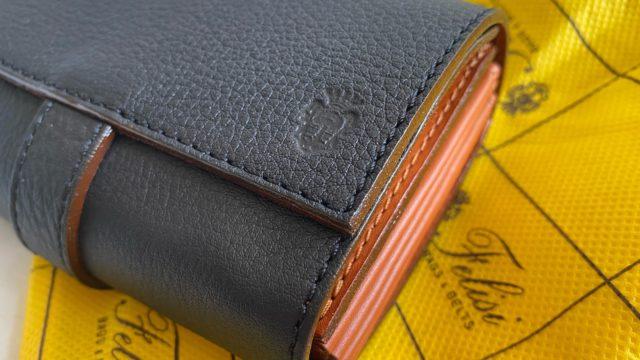 フェリージの財布「3500」(コロコロ)をオンラインショップで購入