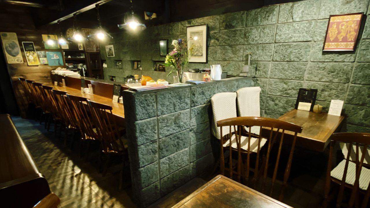 【祝40周年】カフェ苺館の紅茶とパンプキンパイとバッハと柱時計